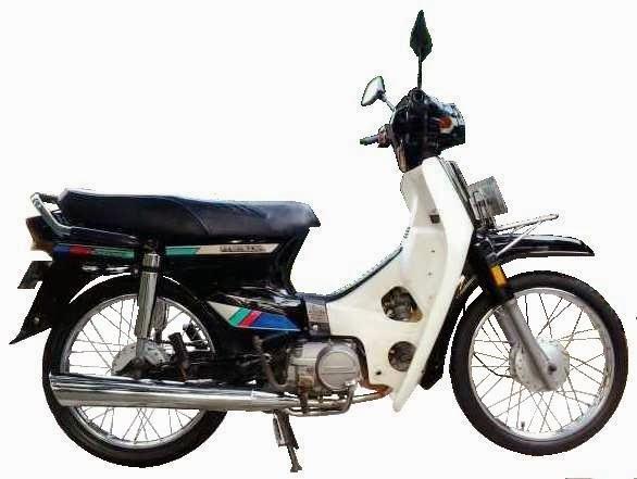 Honda Astrea (gambar dari internet)