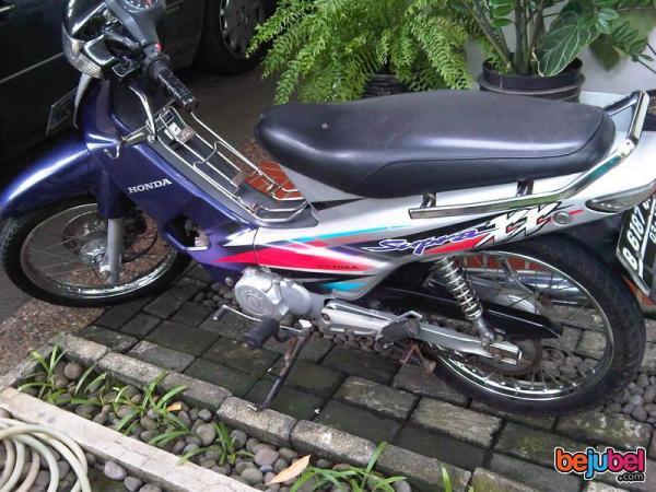 Honda Supra XX (gambar dari internet)