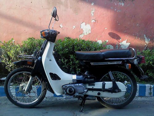 Kawasaki Binter Joy (gambar dari internet)