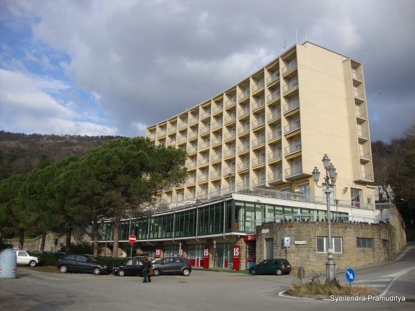 ICTP Adriatico Guest House