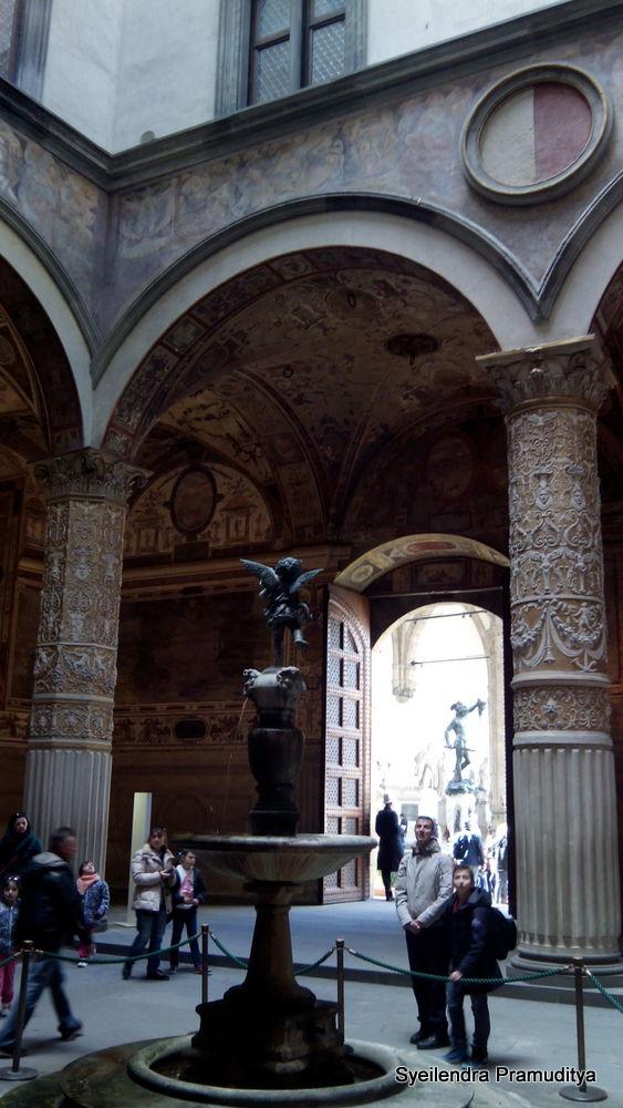 Interior Palazzo Vecchio