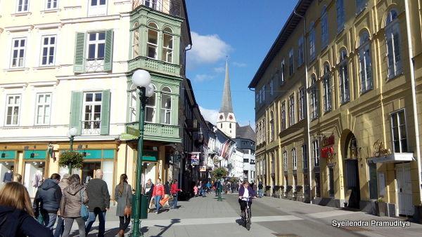Suasana Kota Bad Ischl