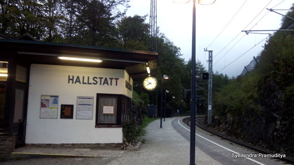 Stasiun Hallstatt